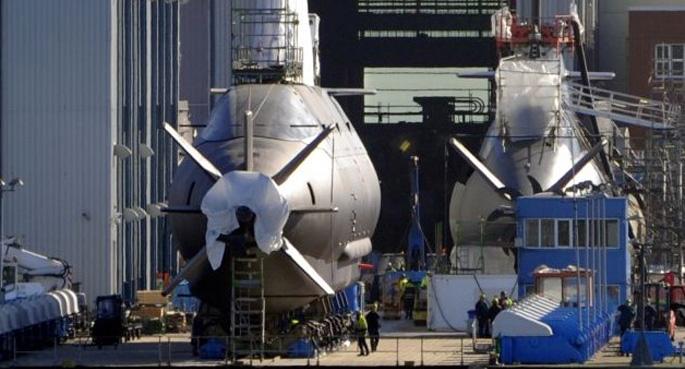 İngiltere denizaltılarını yenileyecek