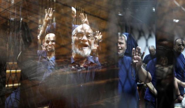 İhvan Mürşidi Bedii'ye müebbet hapis