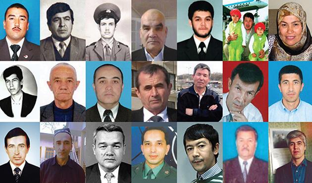 Almanya'da 'Özbekistan'da işkence' konulu toplantı