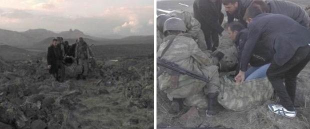 TSK: Ağrı'daki operasyon değil güvenlik önlemiydi