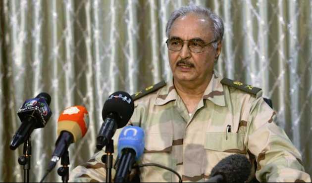 Trablus'la Tobruk arasında 'Hafter' gerginliği