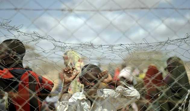Kenya'da mülteci kampına polis operasyonu