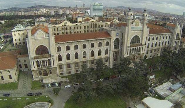 MÜ Haydarpaşa binası Sağlık Bakanlığı'na devredildi