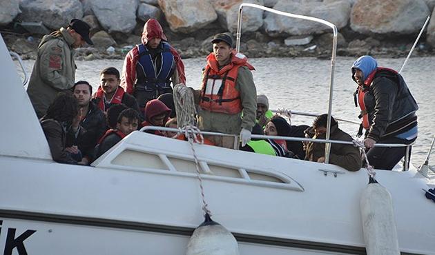 Kırklareli'nde 28 kaçak yakalandı