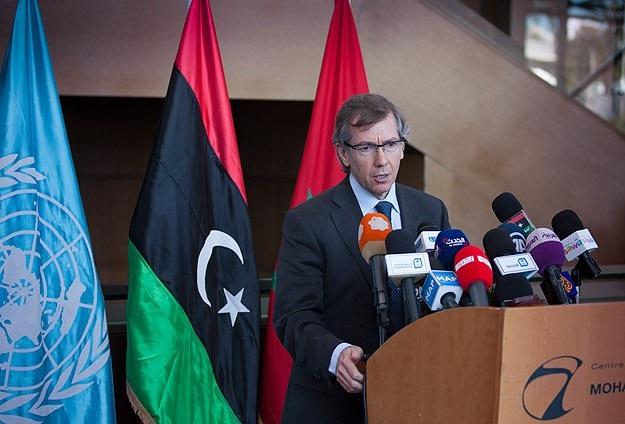 Trablus hükümeti BM temsilcisini istemiyor