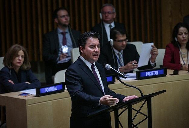 Babacan: Küresel ekonomi sınamalarla karşı karşıya