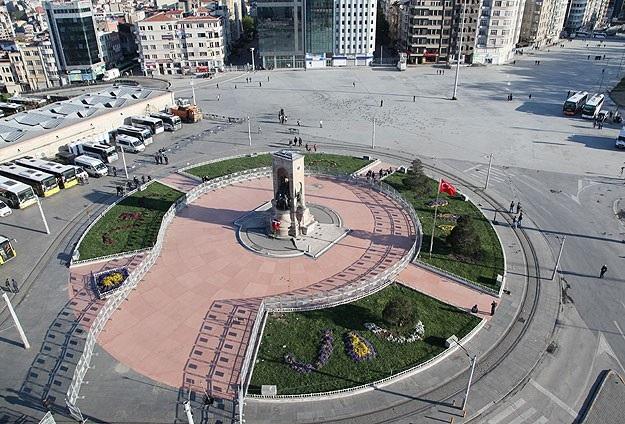 1 Mayıs Yenikapı'da kutlanacak