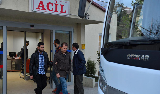 KPSS'de tutuklu sayısı 60'a yükseldi