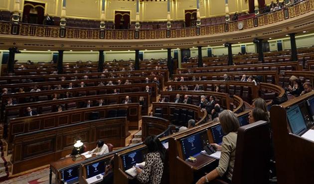 İspanya Meclisi de 'soykırım' demedi
