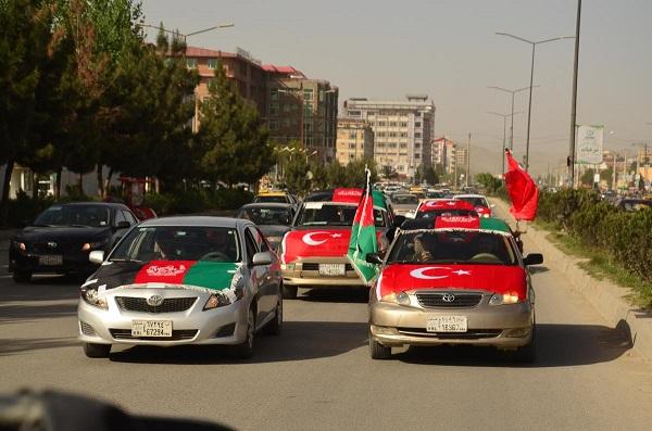 Afganistan'da Ermeni iddiaları protesto edildi