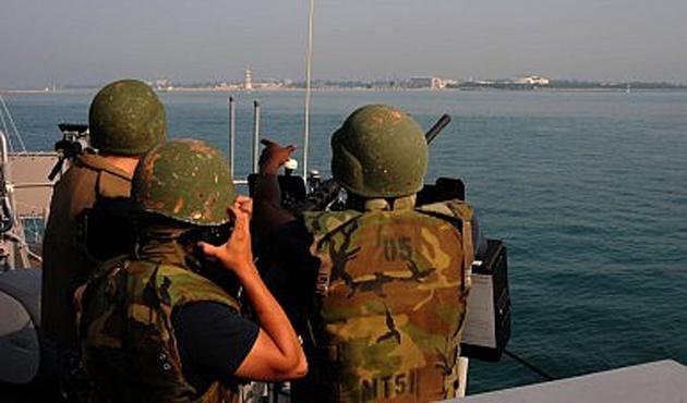 Güneydoğu Asya korsanların birinci hedefi