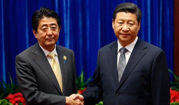 Japonya-Çin ilişkisinde ılımlı dönem