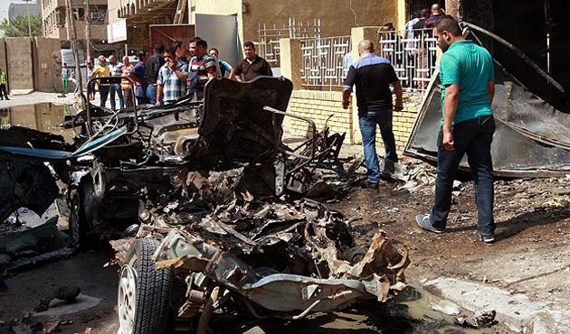 Bağdat'da bombalı saldırılar; 6 ölü