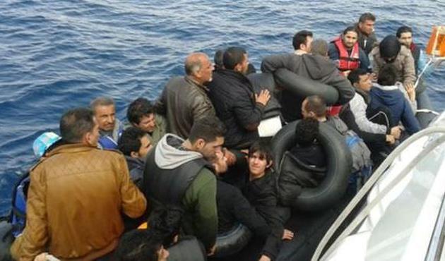 Edirne ve Çanakkale'de göçmen operasyonu