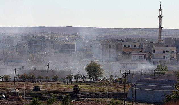 Kobani'deki son saldırıda en az 200 sivil öldü