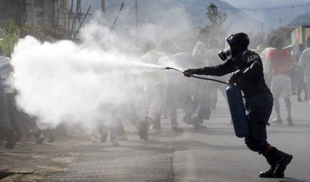 Burundi'de olaylar büyüyor
