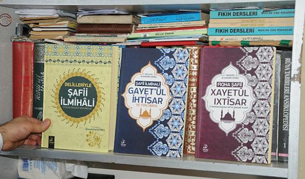 Kürtçe dini kitaplar artık raflarda