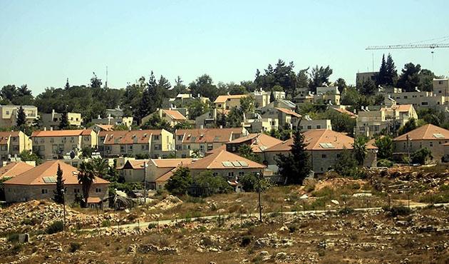AB:İsrail yerleşimleri hukuksuz