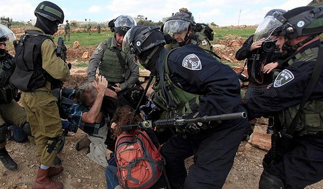 İsrail'den Filistinlilere yeni gözaltı dalgası