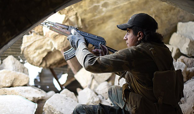 Muhaliflerden Halep'te karşı saldırı
