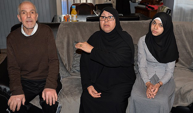 İsrail'den Filistinli ikiz kız kardeşlere gözaltı
