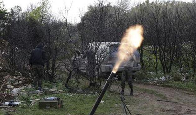 Suriye'de Rus askeri üssüne saldırı