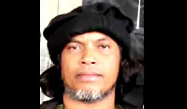 Filipinler'de aranan Basit Osman öldürüldü