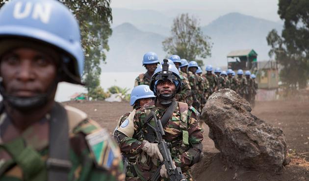 Demokratik Kongo'da BM gücüne saldırı