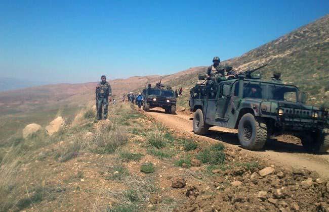 Lübnan sınırında Hizbullah ve Nusra savaşı