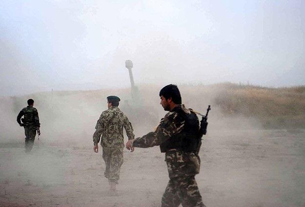 Afganistan'da Taliban'a operasyon: 60 ölü