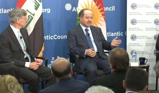 Barzani: Bağımsızlık referandumunu yapacağız