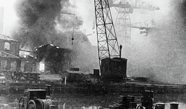 İkinci Dünya Savaşı 70 yıl önce burada sona erdi