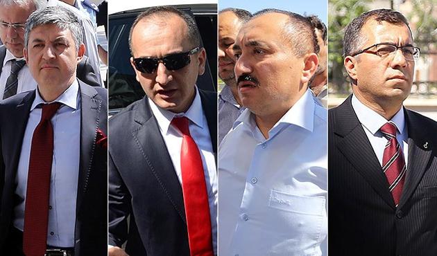 TIR baskınında 4 savcı da gözaltında