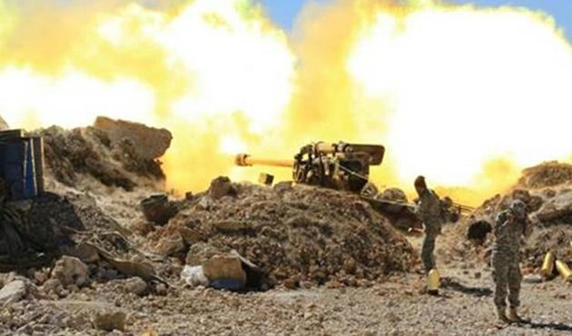 Hizbullah, Suriye'de iki kasabayı aldı