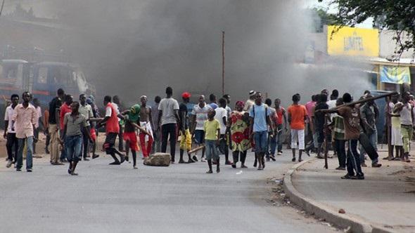 Burundi'den kaçanların sayısı 50 bini geçti