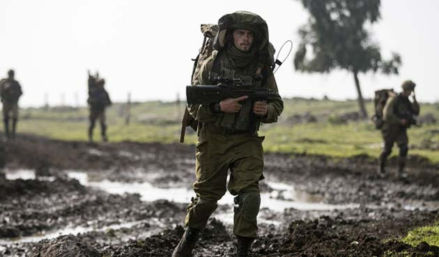 İsrail'den Lübnan'a girme planları