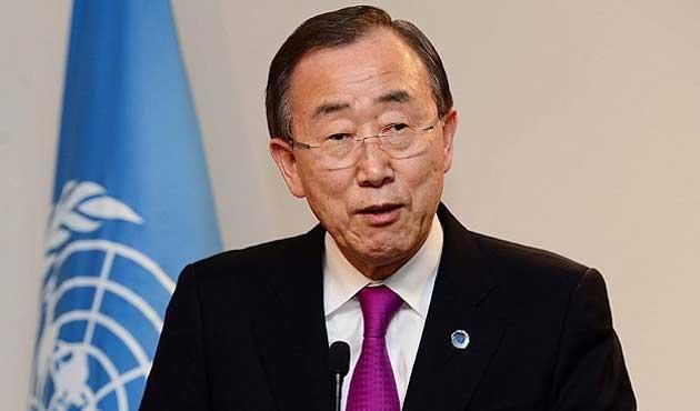 BM'den Kıbrıs müzakereleri ve Burundi açıklaması
