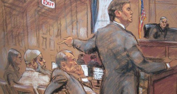 ABD elçiliklerine saldırı davasında müebbet