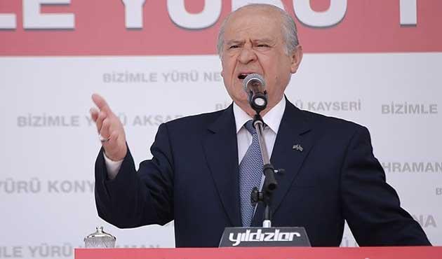 Bahçeli: MHP dinci değil dinli partidir