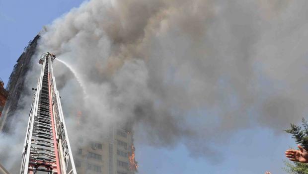 Bakü'de yangından sonra tedbirler artırılıyor