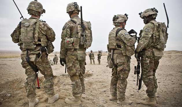 ABD ordusunda 'striptiz' skandalı