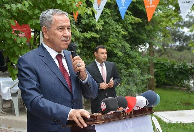 Arınç: Koalisyonların Türkiye'ye faydası yok