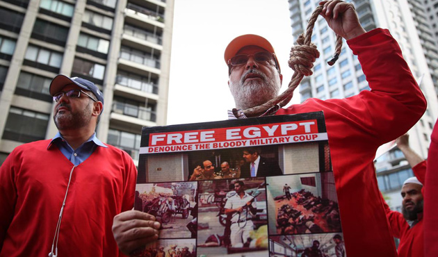 Mısır'da idam ve infaz süreçleri