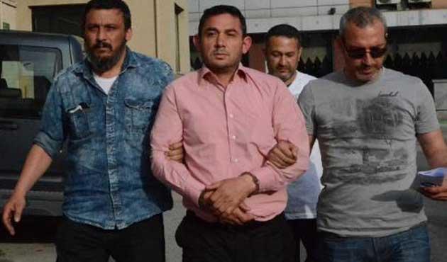 AK Partili başkanı vuran zanlı teslim oldu