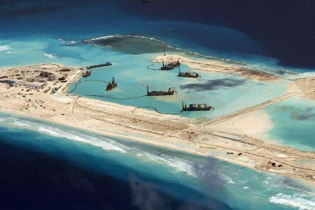 Güney Çin Denizi'nde gerginlik artıyor