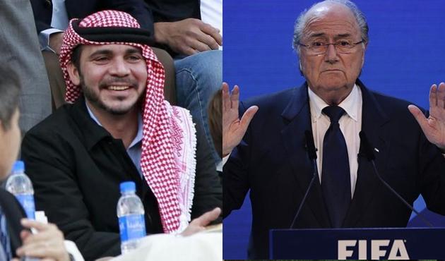 FIFA'da Blatter yeniden başkan