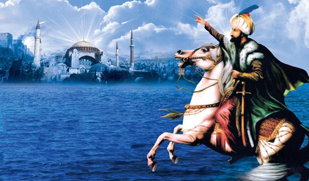 İstanbul'un fethi 562. yılında