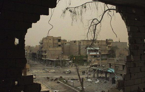 Suriye'nin doğusundaki hava saldırısında 23 ölü