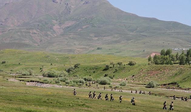 Şırnak'ta yedi PKK'lı teslim oldu