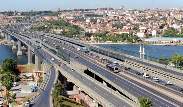 İstanbul trafiğine 'gezi eylemleri' ayarı